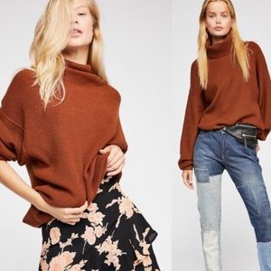 Free People Softly Structured Sweater ribbed